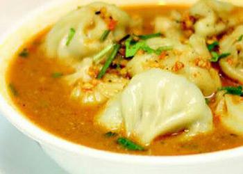 Soup Momo