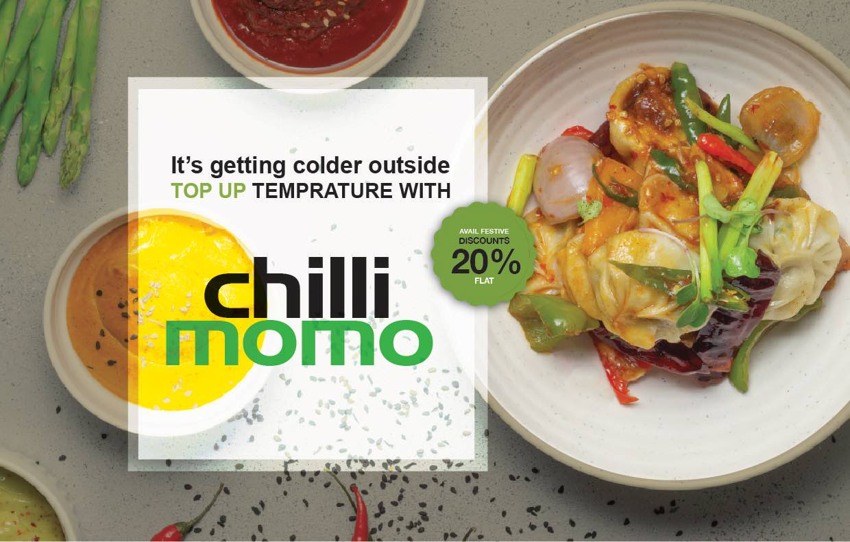 BEST MOMO IN MALAYSIA BY MOMO KING