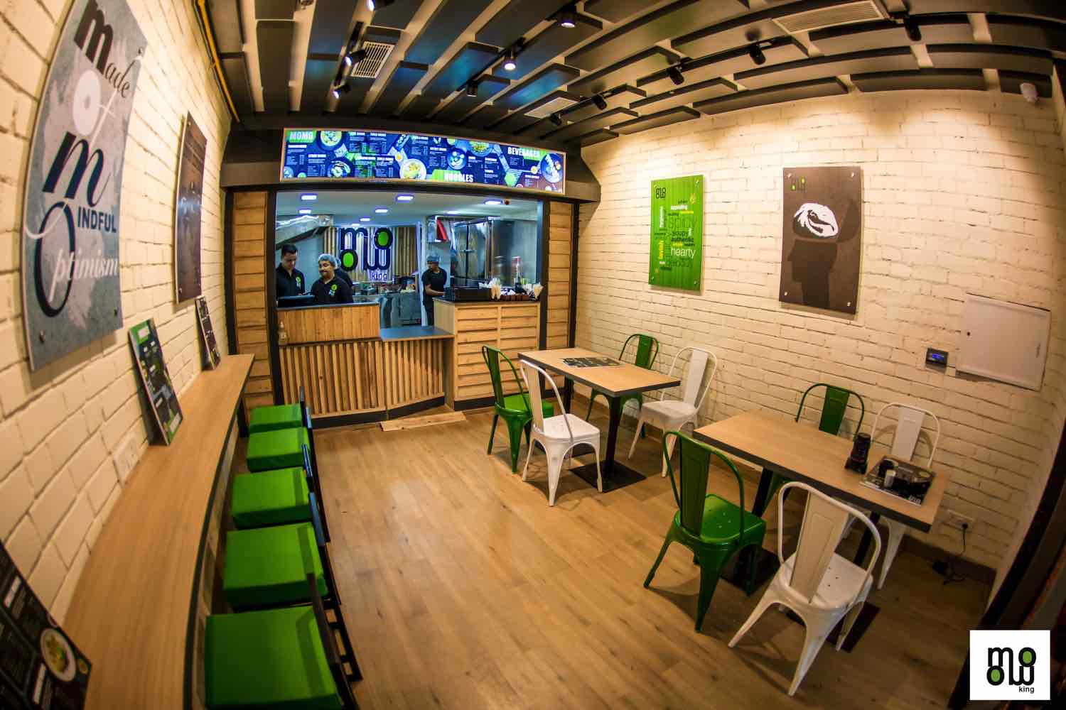 Momo King Restaurant in Gurgaon